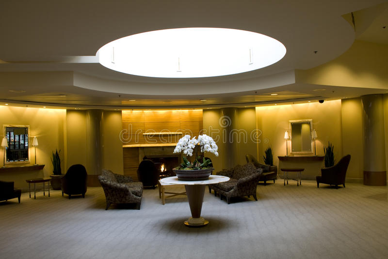 Download Lobby Of Business Building Stock Photos - Image: 27523563