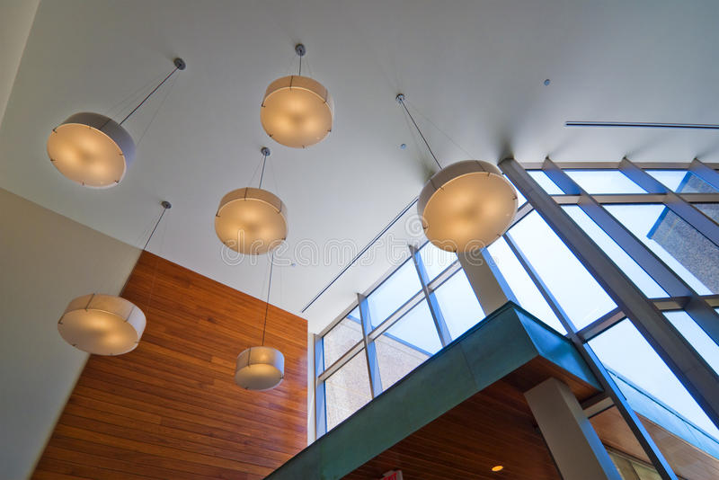 Download Lobby ceiling stock photo. Image of foyer, light, illumination - 14955716