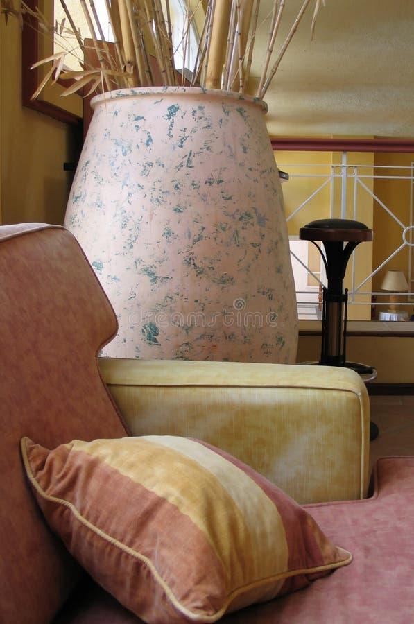 Lobby Decoration 2 stock photo