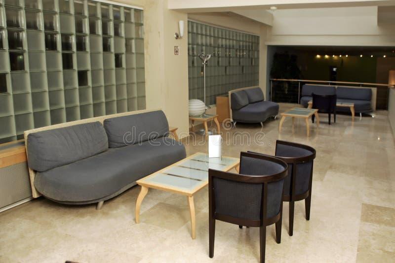 lobby hotelu zdjęcie royalty free