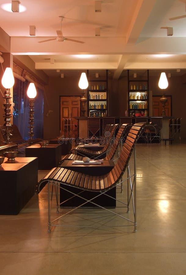 lobby hotelu zdjęcie stock