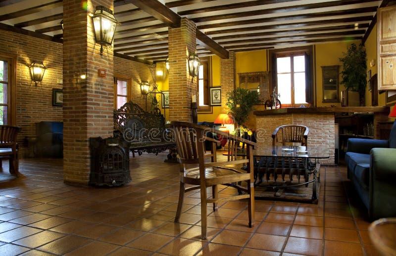 Download Lobby i hotell arkivfoto. Bild av dekorera, bekvämt, inom - 37345198