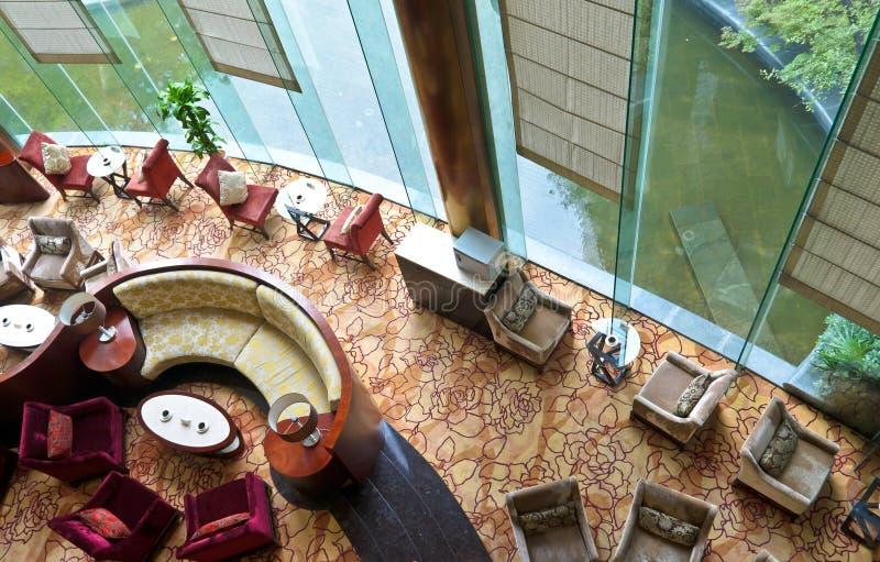 Lobby Room Royalty Free Stock Photography