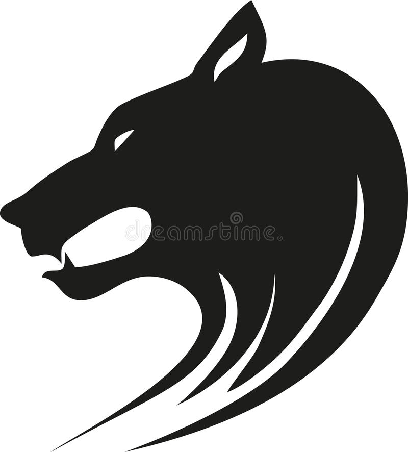 Lobo libre illustration