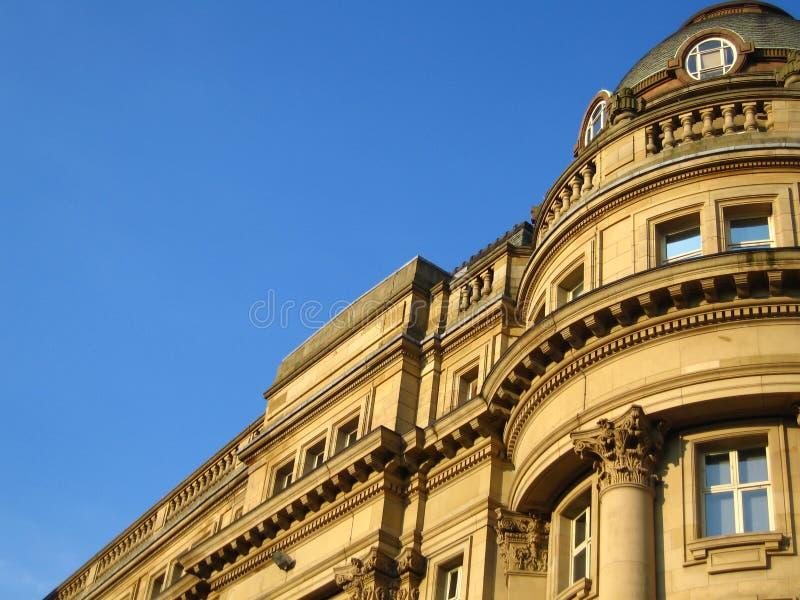 Locais históricos de Manchester foto de stock royalty free