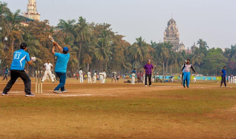 Download Local Cricket Match At Mumbai Editorial Image - Image of shot,  editoria: 90161670