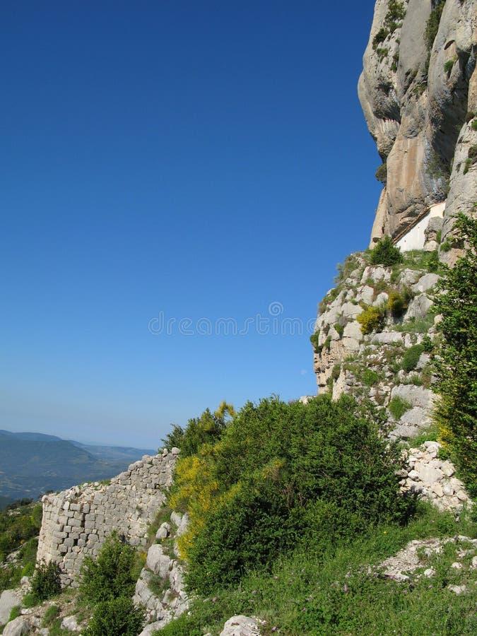 Download Local Da Capela Do Trophine Do St, France Imagem de Stock - Imagem de parque, montanha: 12808033