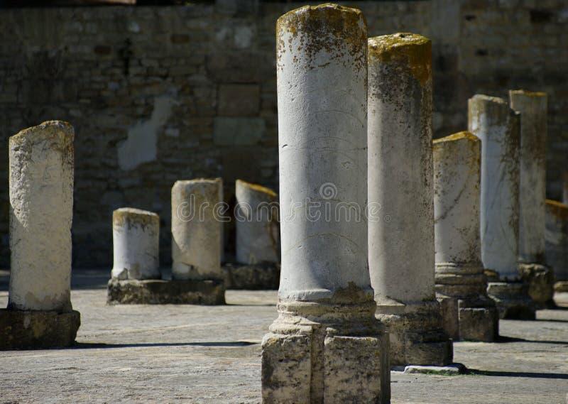 Local da cidade antic de carthage fotos de stock royalty free