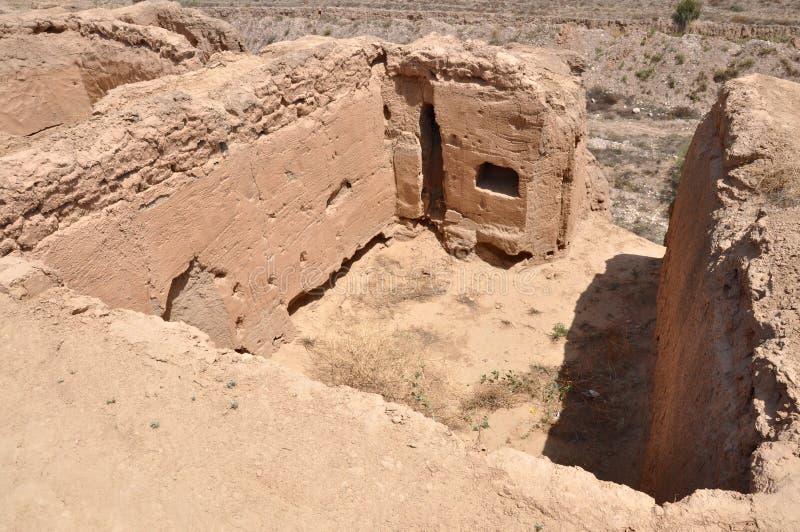 Local da Idade da Pedra velha fotos de stock royalty free