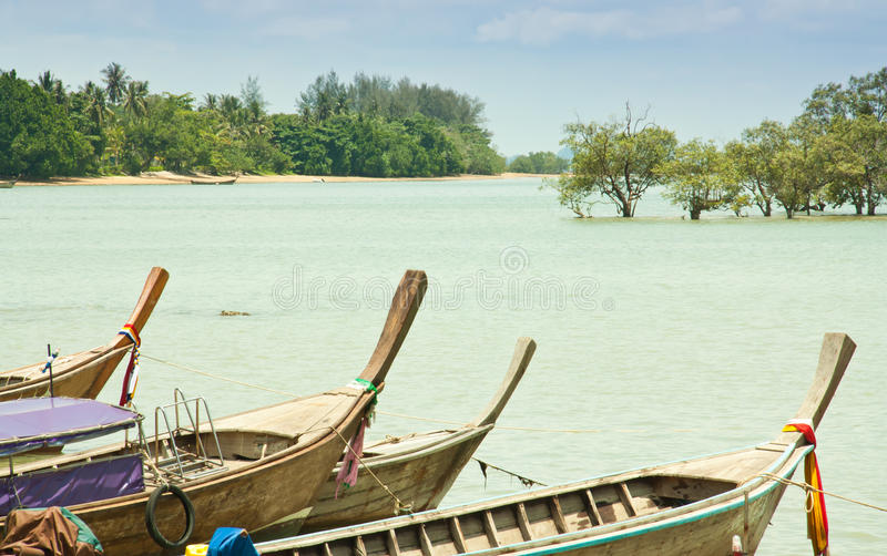 Download Local Fishing Boats. Royalty Free Stock Image - Image: 25997236