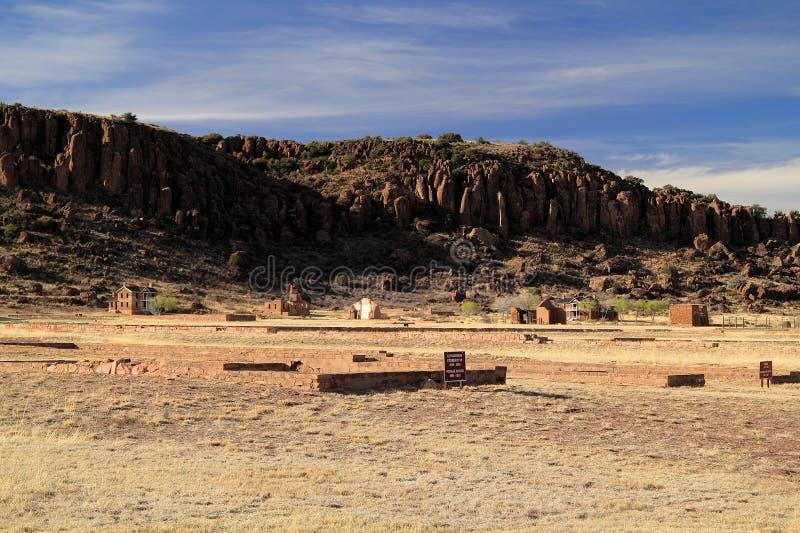 Local histórico nacional de Davis do forte imagens de stock royalty free