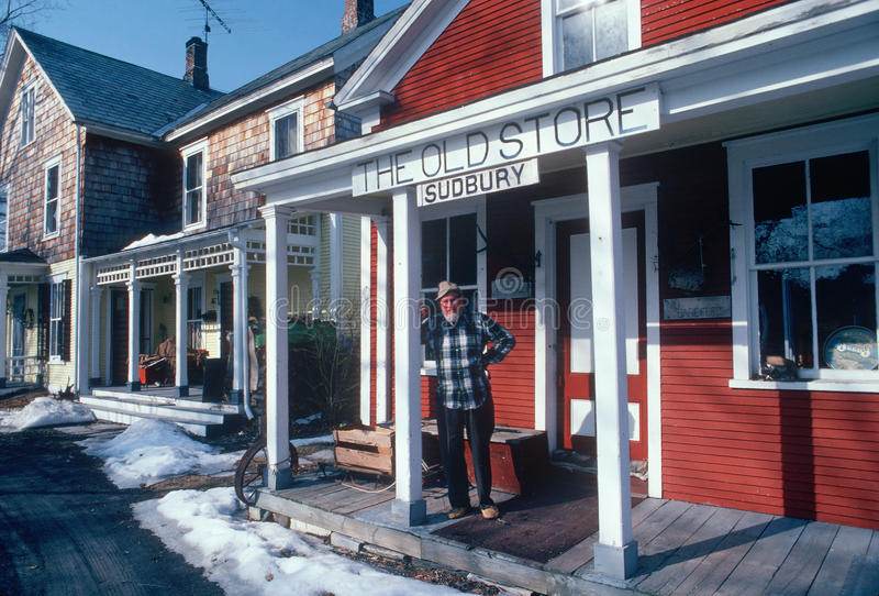 Download An Local Resident At The Mercantile, Editorial Photo - Image of people, mercantile: 25964681