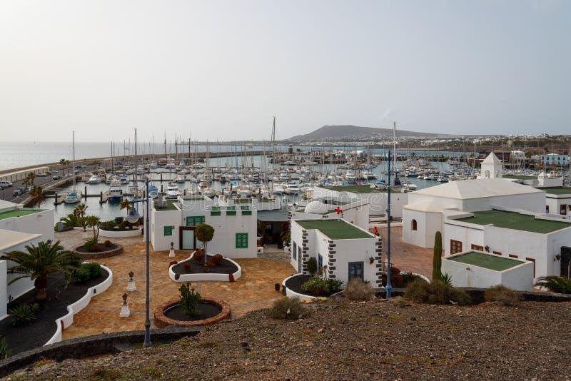 Località Di Soggiorno Di Costa Teguise Dell\'isola Di Lanzarote ...