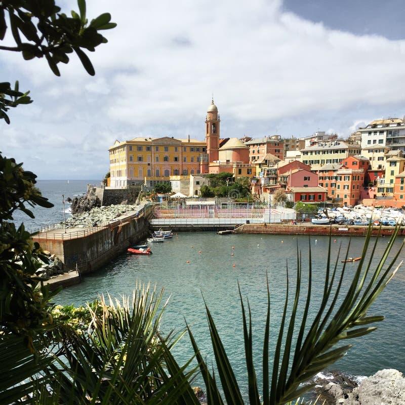 Località Di Soggiorno Della Nervi-spiaggia Di Genova In Liguria L ...