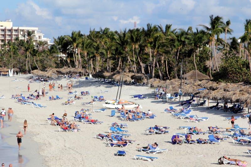 Località Di Soggiorno Di Lusso A Varadero, Cuba Fotografia ...