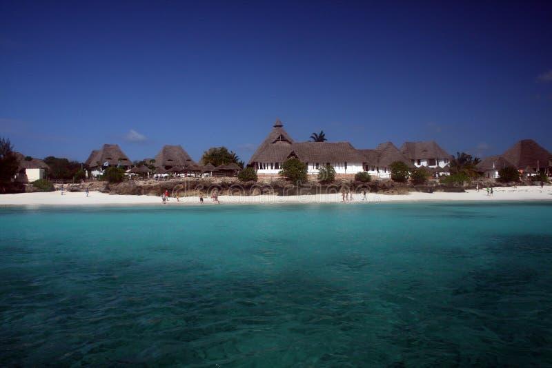 Località Di Soggiorno Zanzibar Fotografia Editoriale - Immagine di ...