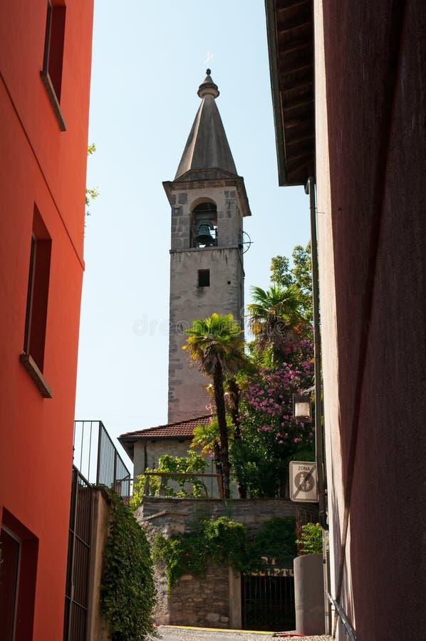 Locarno, cantone del Ticino, Svizzera, Europa immagini stock