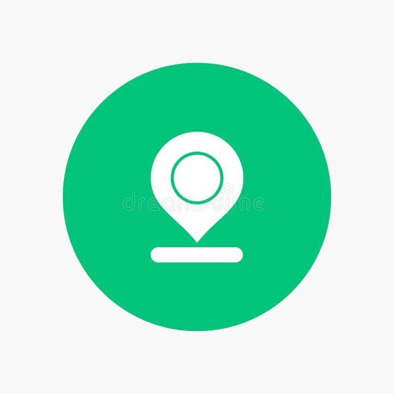 Location, Map, Marker, Pin vector illustration