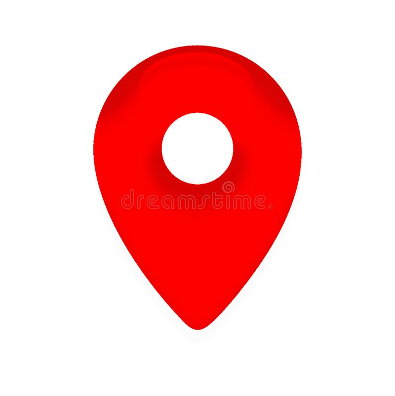Location marker vector illustration