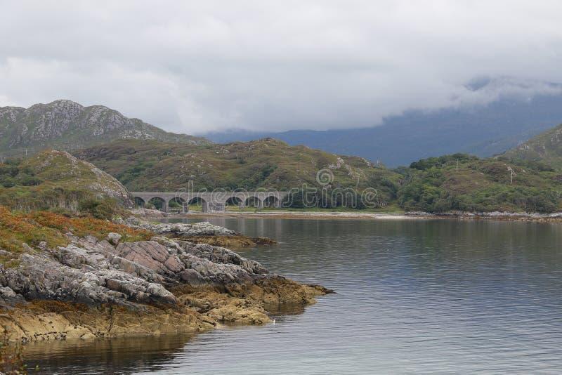 Loch écossais photos stock