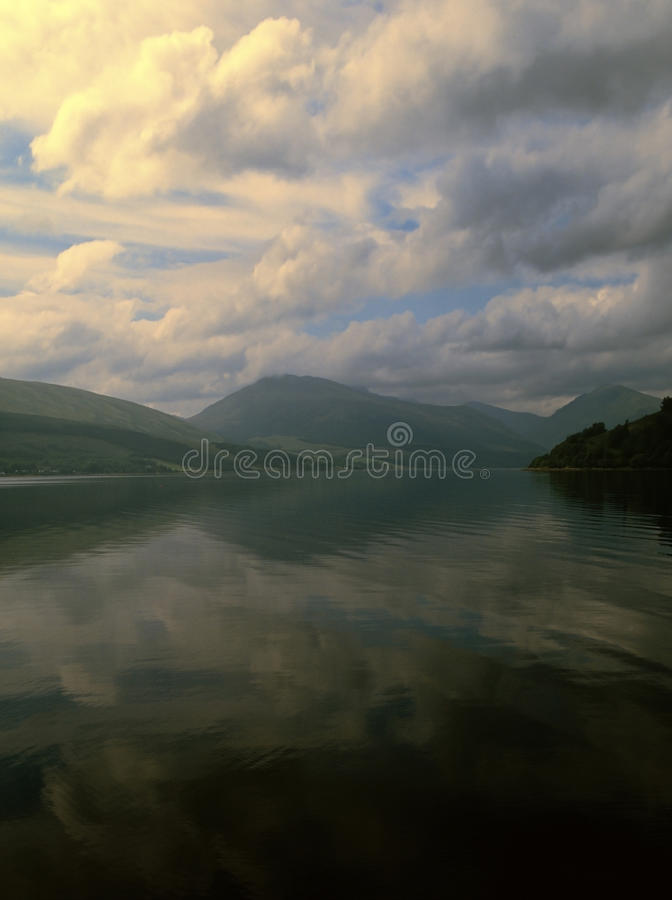 Loch Royalty Free Stock Photography