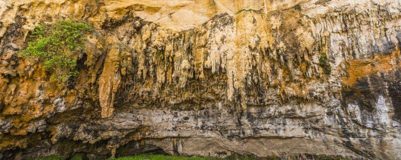 Loch ard wąwozu jama przy wielką ocean drogą, Wiktoria, Australia zdjęcia stock