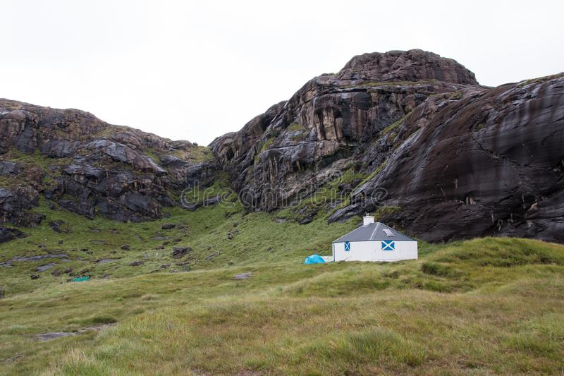 Loch Coruisk, Isle of Skye stock images
