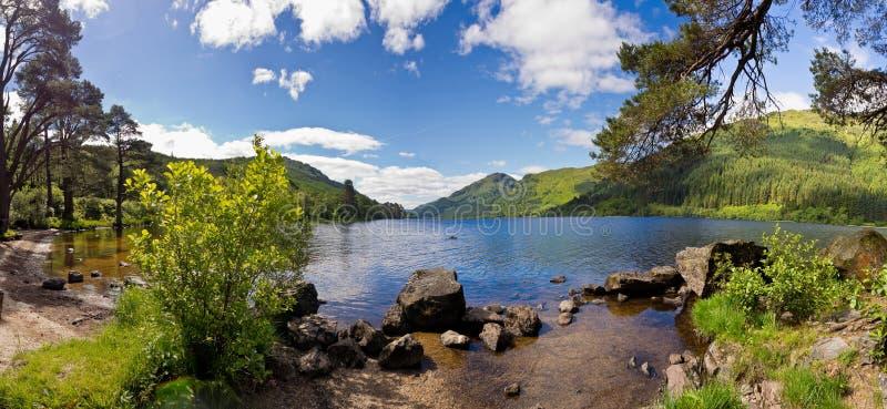 Loch Eck imagens de stock royalty free