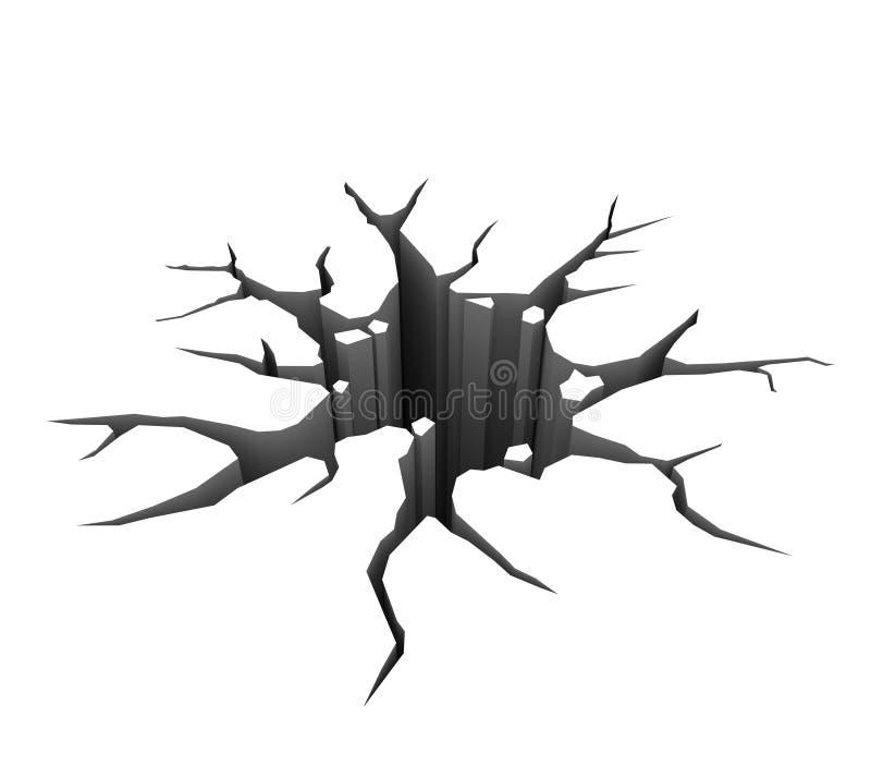 loch im boden stock abbildung bild 50514091. Black Bedroom Furniture Sets. Home Design Ideas