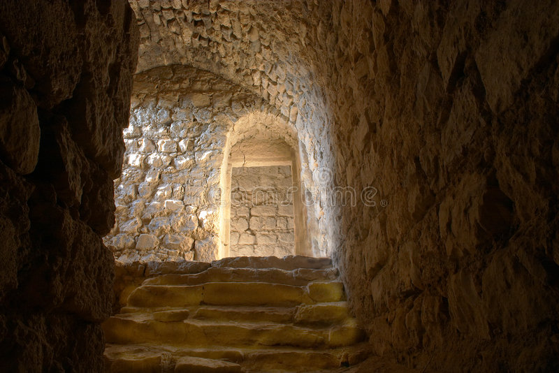 Download Loch kroków zdjęcie stock. Obraz złożonej z krucjata, kasztel - 34336
