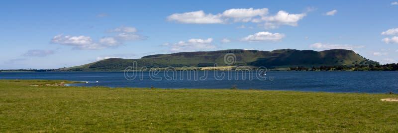 Loch Leven Stock Image