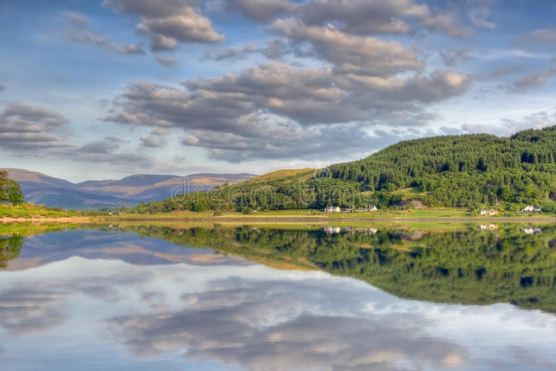 Loch Linnhe Stock Images