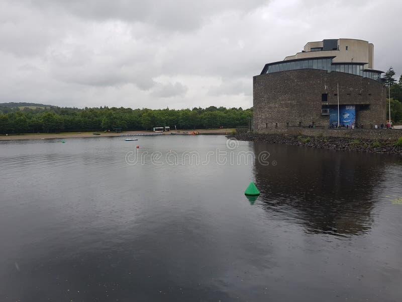Loch Lommond zdjęcia royalty free