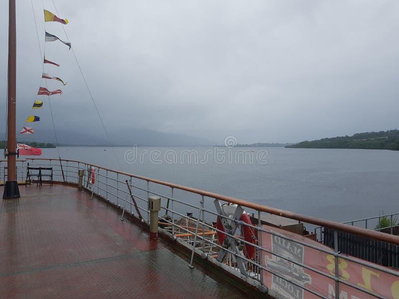 Loch Lommond zdjęcia stock