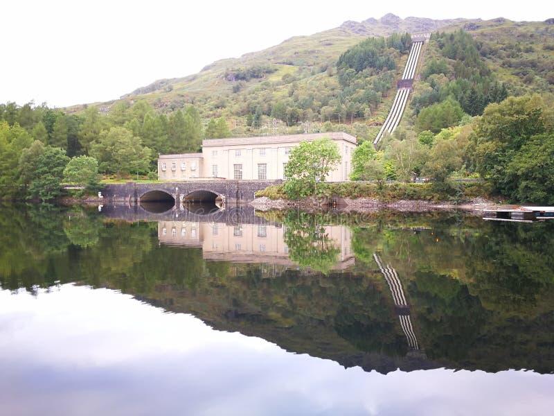Loch Lomond fotografie stock libere da diritti