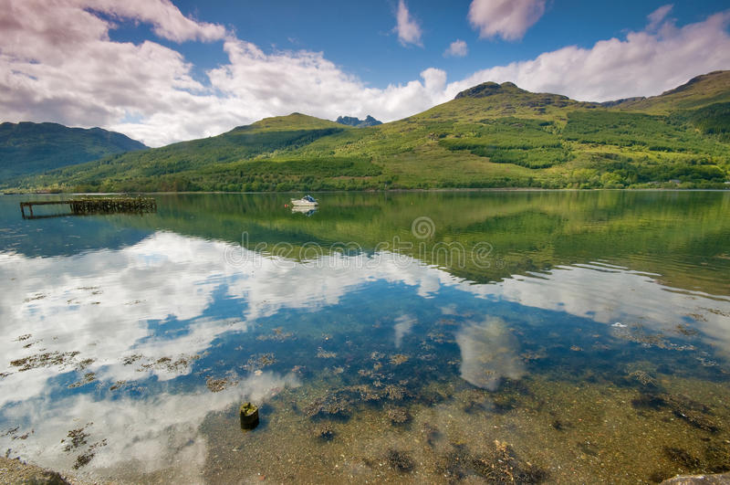 Download Loch Lomond stock photo. Image of europe, view, nature - 20134890