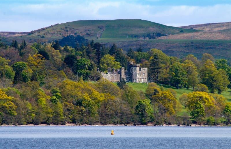 Loch Lomond immagini stock libere da diritti