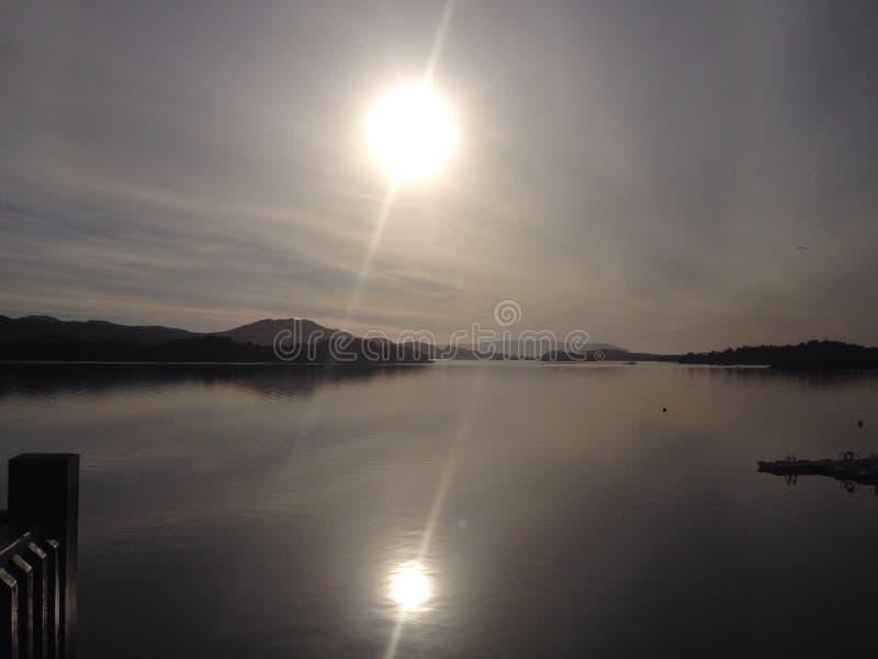 Loch Lomond photographie stock