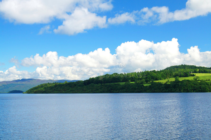 Download Loch Lomond stock image. Image of united, holiday, scotland - 6083369