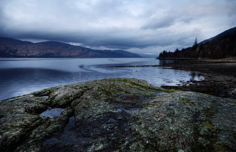 Loch Lomond II imagem de stock