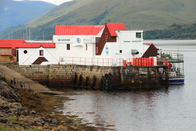 Loch Lomond, Scotland royalty free stock photo