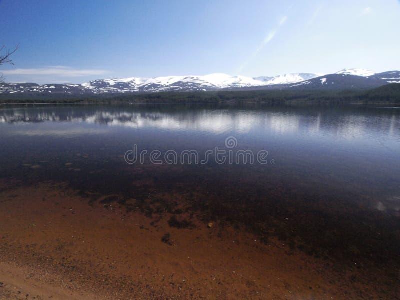 Download Loch Morlich Aviemore Scotland 2 Stock Photo - Image: 14032546