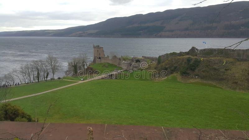 Loch Ness foto de stock royalty free