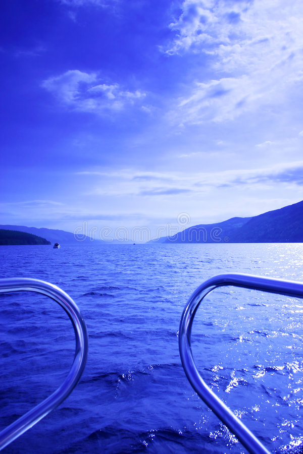 Download Loch Ness stock image. Image of long, calm, loch, tranquility - 2741453
