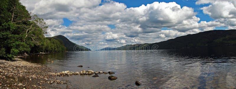 Loch Ness royalty free stock image