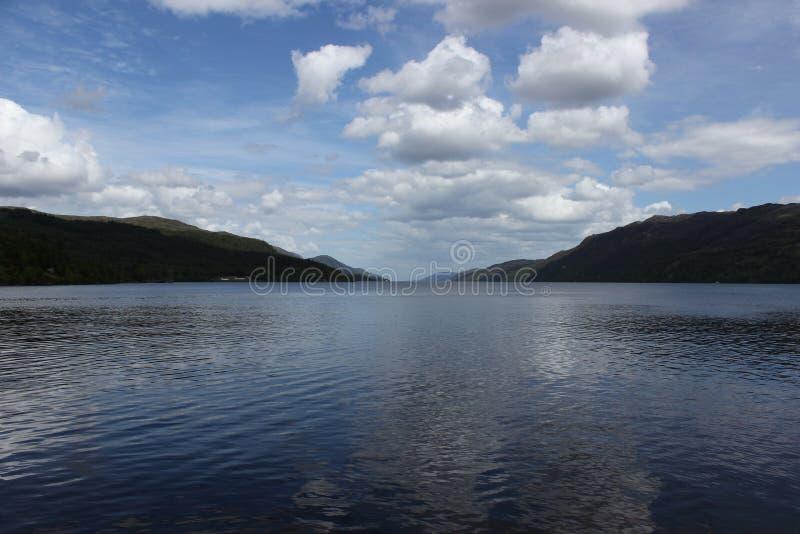 Loch Ness imagens de stock