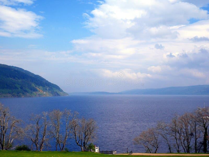 Loch Ness стоковые фото