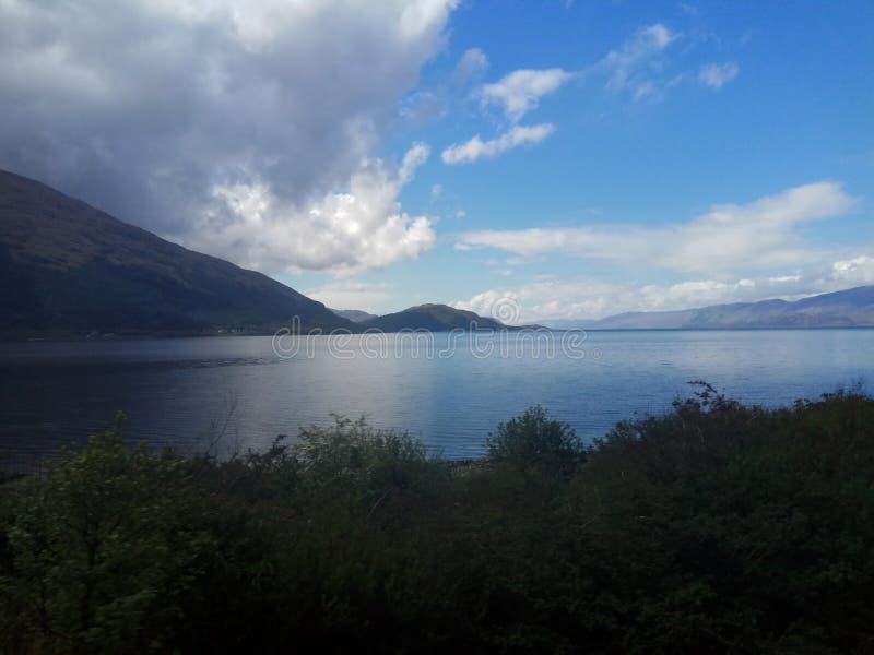 Loch Ness imagenes de archivo