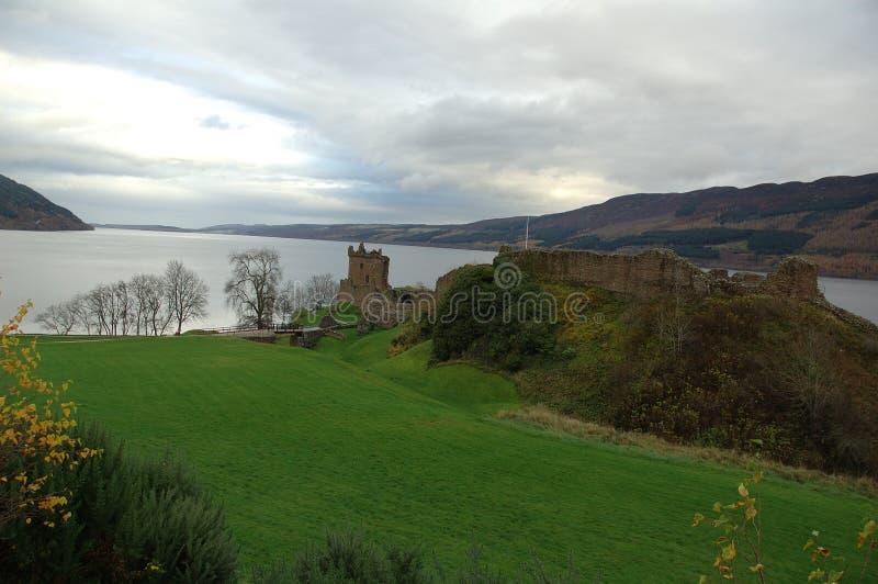 Loch Ness, Scotland royalty free stock image