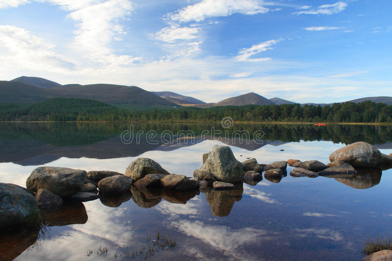 Download Loch - Scottish landscape stock image. Image of britain - 10929621